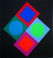 Composition - Vasarely  Victor