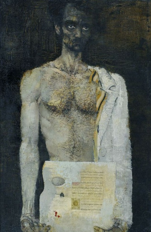 J. Pauluks - Self-portrait - 75 000 €